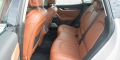 Essai Maserati Levante Diesel sièges arrière