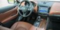 Essai Maserati Levante Diesel intérieur tableau de bord