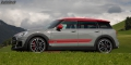 Essai Mini Clubman F54 JCW Moonwalk Grey Metallic