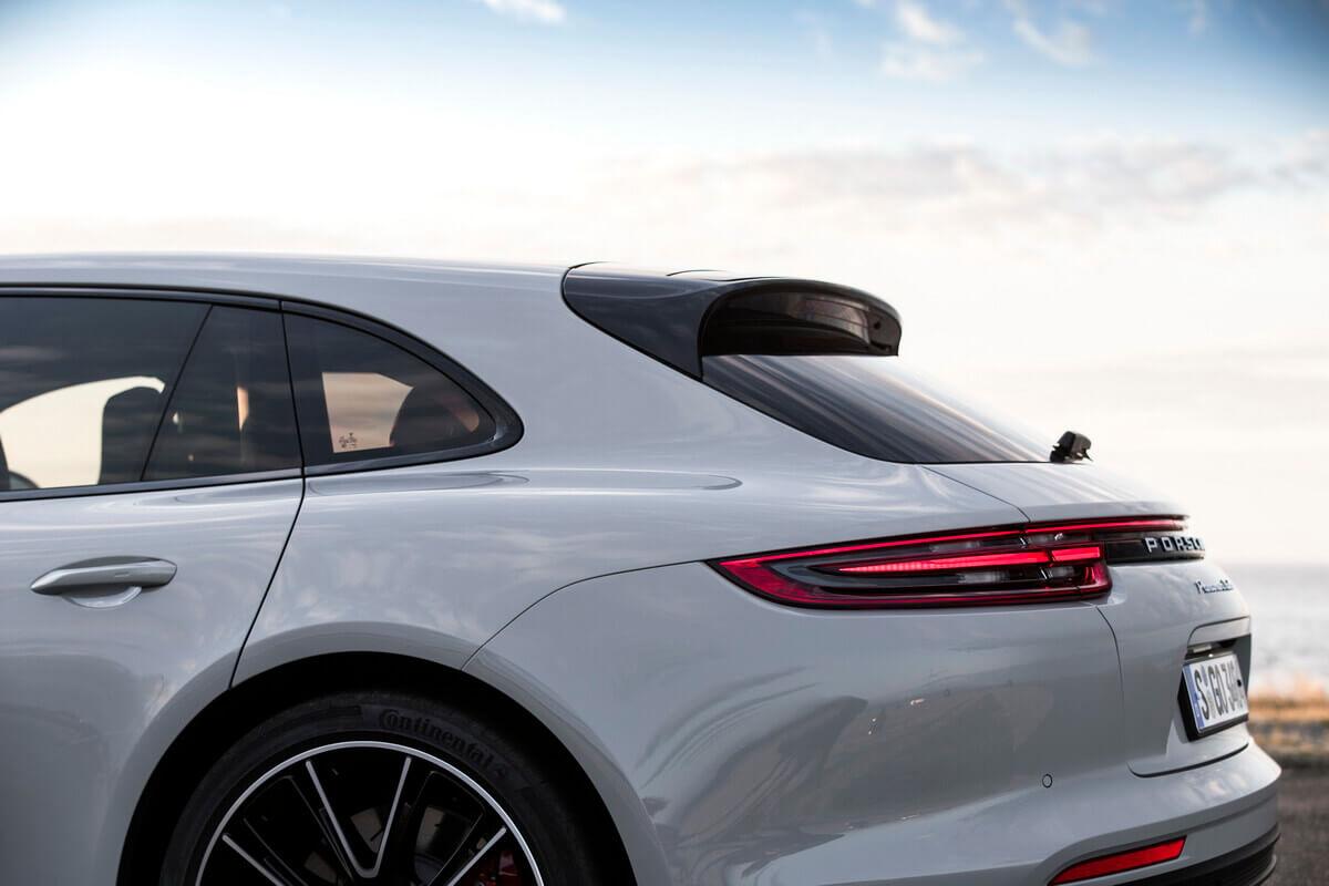 Essai Porsche Panamera Sport Turismo