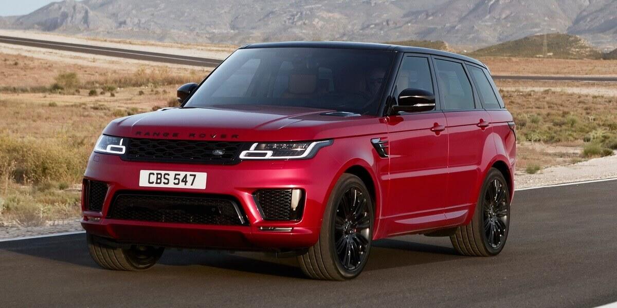 Range Rover Hybride 2018 : range rover sport 2018 hybride svr page 2 sur 2 ~ Medecine-chirurgie-esthetiques.com Avis de Voitures