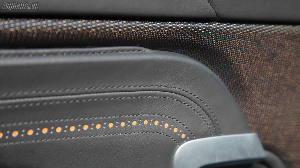 Essai Aston Martin DB11 Cuprum Carbon