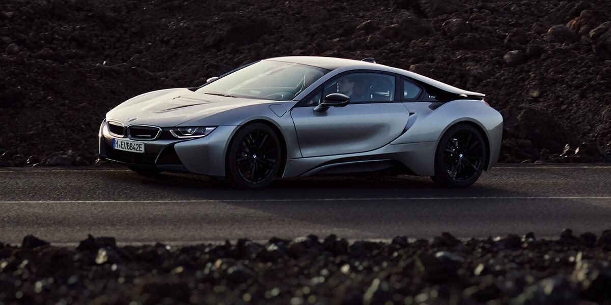 BMW i8 Coupé Facelift 2018