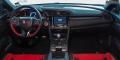 Essai Honda Civic Type R FK8 intérieur tableau de bord