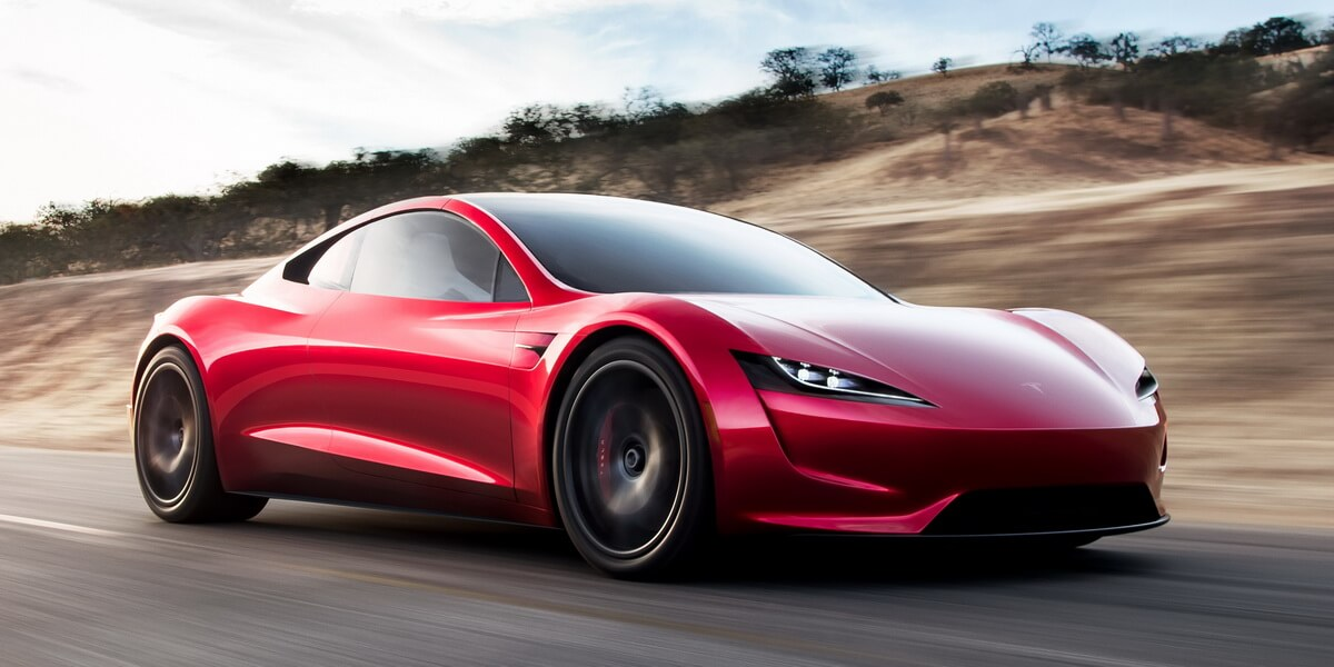 Tesla Roadster Coupé 2+2