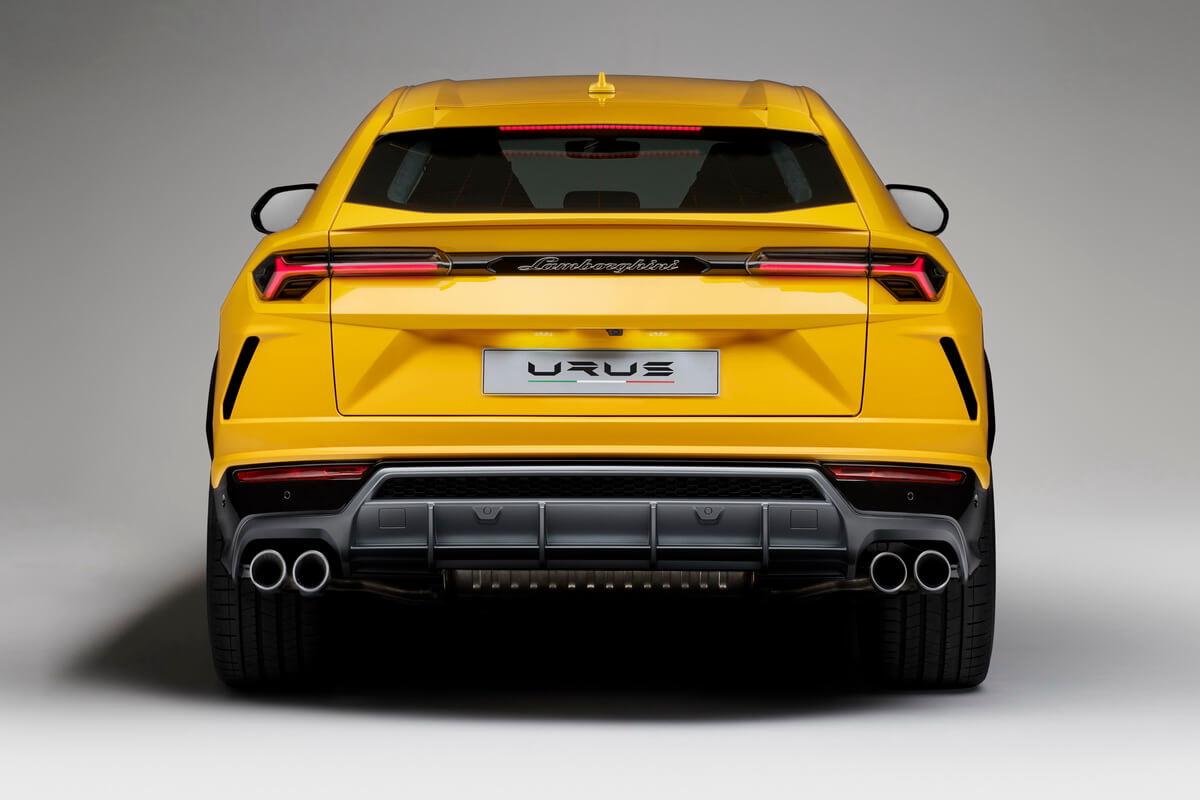 Lamborghini Urus Super Sport Asphalte Ch