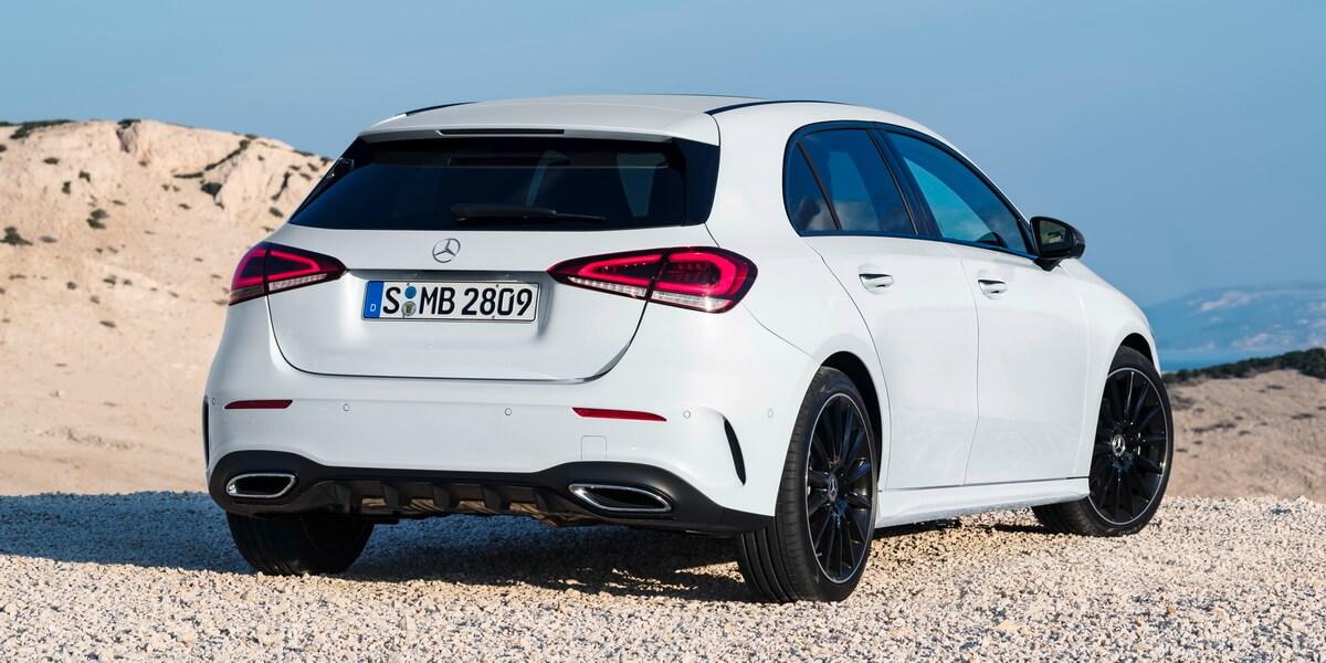 Mercedes Classe A W177 2018
