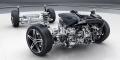 Mercedes Classe A moteur