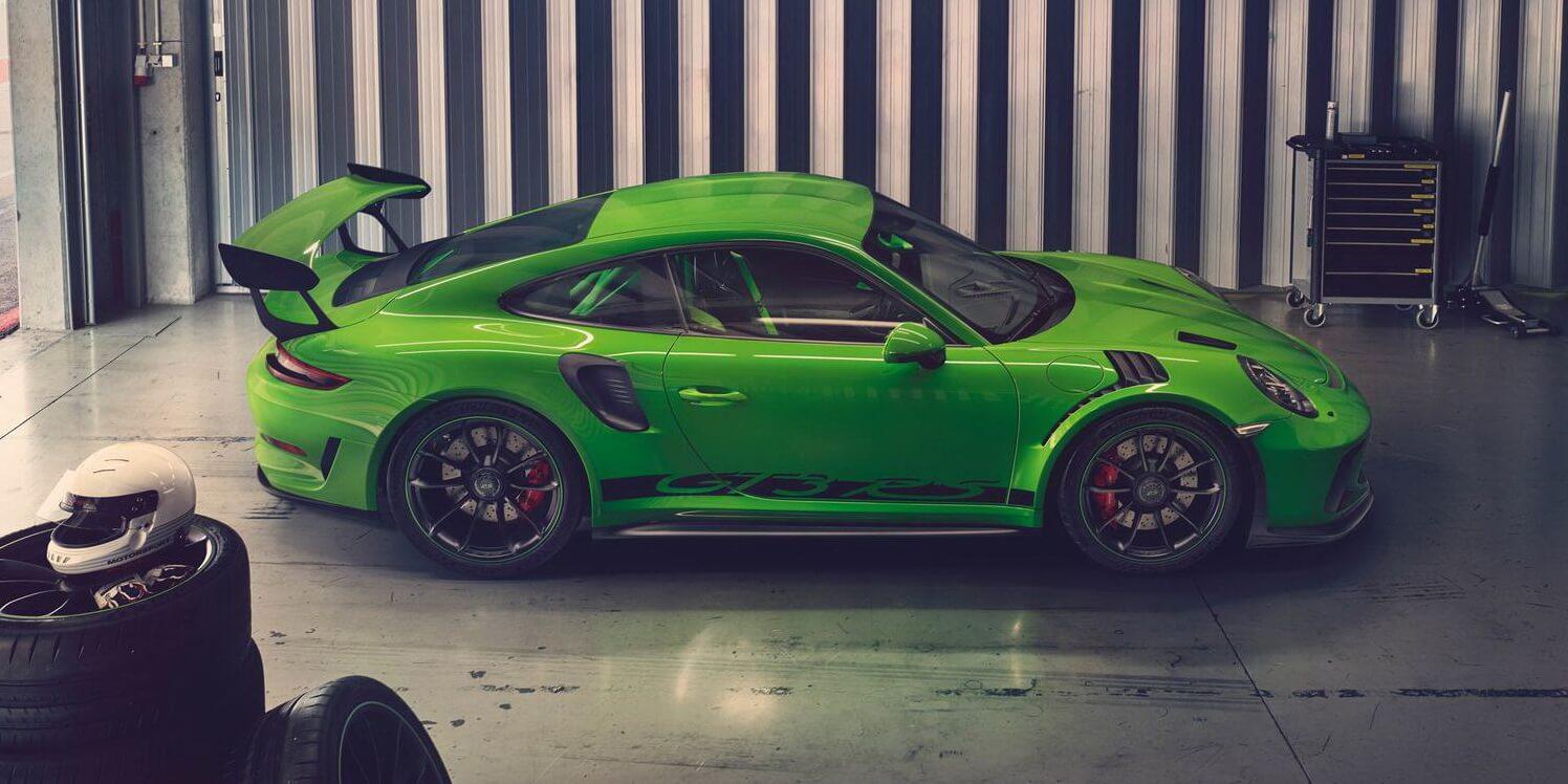 Porsche 991.2 GT3 RS – Asphalte.ch