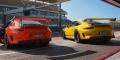 Porsche 991.2 GT3 RS Jaune Racing Orange Fusion
