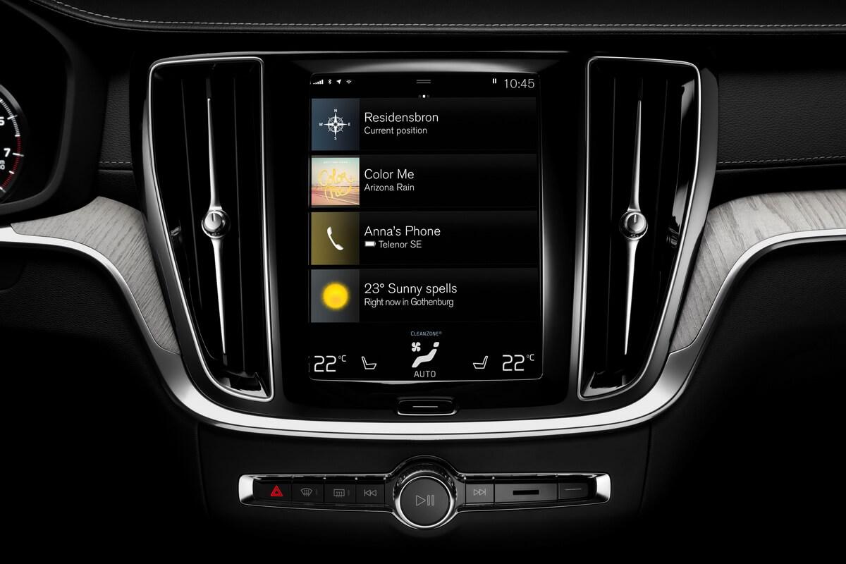 Volvo V60 Sensus Multimédia