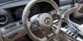 Mercedes AMG GT 4 portes coupé 63S intérieur
