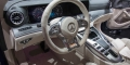 Mercedes AMG GT 4 portes coupé 63S tableau de bord