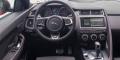 Essai Jaguar E-Pace D 180 AWD intérieur tableau de bord