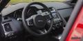 Essai Jaguar E-Pace D 180 AWD intérieur volant