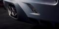 Jaguar F-Pace SVR échappement