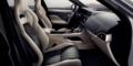 Jaguar F-Pace SVR sièges avant