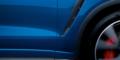 Jaguar F-Pace SVR prise d'air