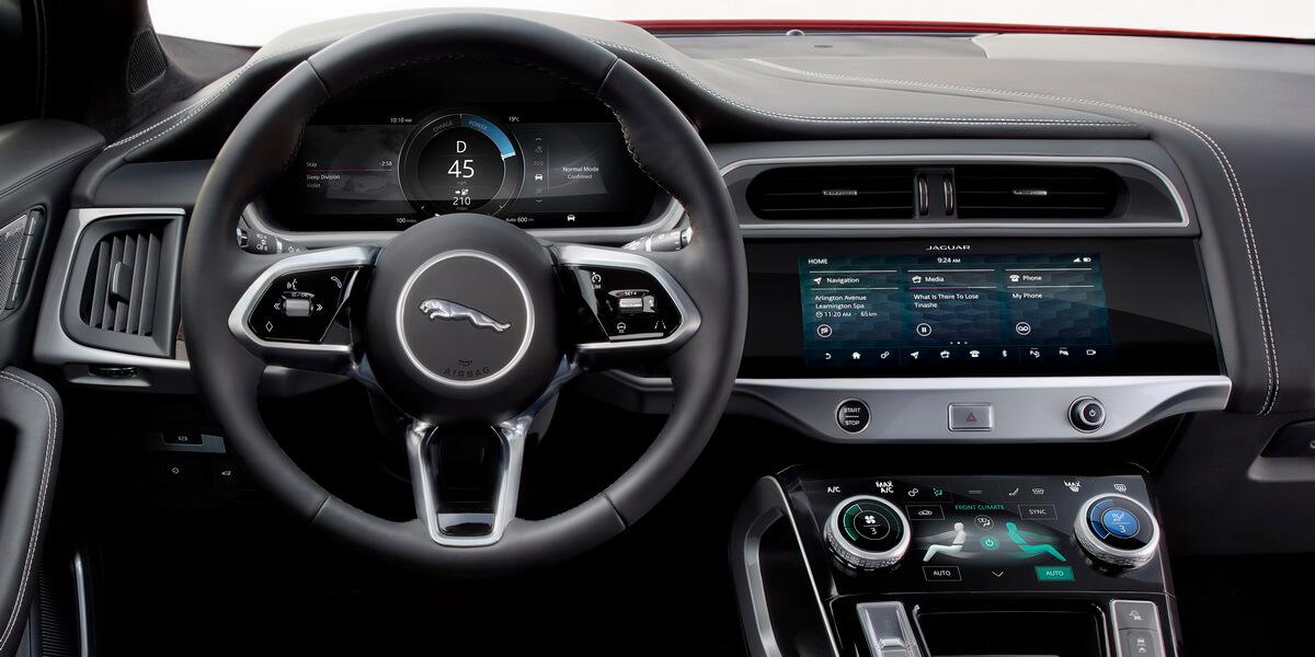 Jaguar I-Pace – Asphalte.ch