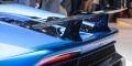 Genève 2018 Lamborghini Huracan Performante Spyder Aileron