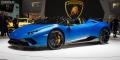 Genève 2018 Lamborghini Huracan Performante Spyder