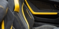 Genève 2018 Lamborghini Huracan Performante Spyder Siège Brodage