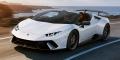 Lamborghini Huracan Performante Spyder Bianco