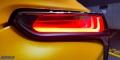 Essai Lexus LC500 phare arrière