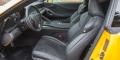 Essai Lexus LC500 intérieur sièges
