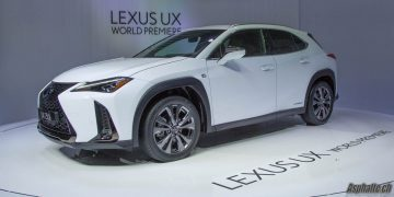 Genève 2018: Lexus UX