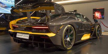 Genève 2018 McLaren Senna Carbon