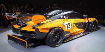 Genève 2018: McLaren Senna GTR Concept