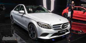 Mercedes Classe C Diesel Hybrid
