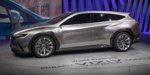 Genève 2018 Subaru Viziv Tourer Concept