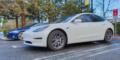Essai Tesla Model 3 Supercharger Mountain View