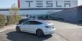 Essai Tesla Model 3 Fremont Usine