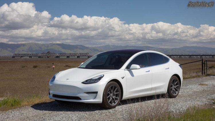 Road Test Tesla Model 3 Page 7 Of 7 Asphalte Ch