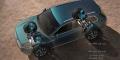 VW Touareg III châssis suspension