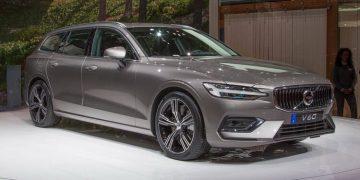 Genève 2018: Volvo V60