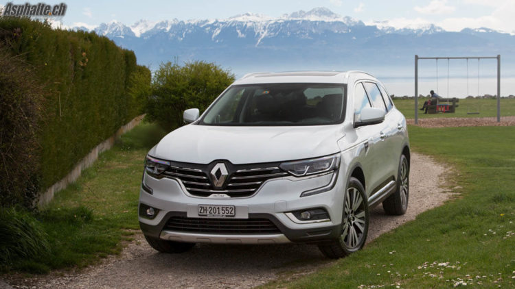 Essai Renault Koleos 2.0 DCi Initiale Paris
