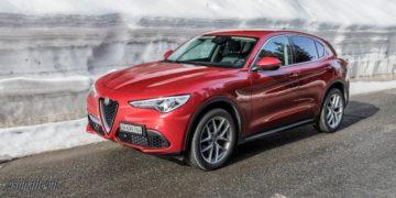 Essai Alfa Romeo Stelvio Q4