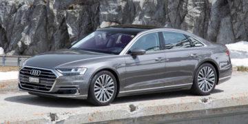 Essai Audi A8 D5