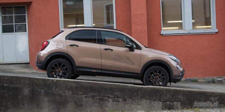 Essai Fiat 500X