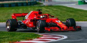 GP F1 Canada 2018