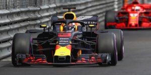 GP F1 Monaco 2018