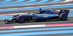 GP France F1 2018