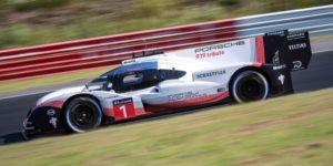 Porsche 919 Hybrid Evo Record au Ring