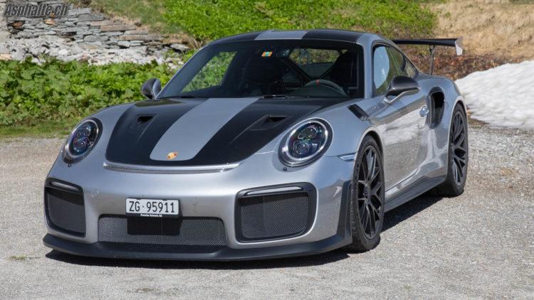 Essai Porsche 991 GT2 RS