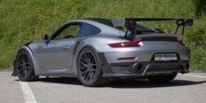Essai Porsche 991.2 GT2 RS