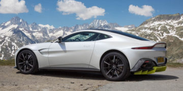 Essai Aston Martin Vantage
